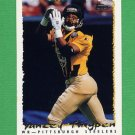 1995 Topps Football #359 Yancey Thigpen RC - Pittsburgh Steelers