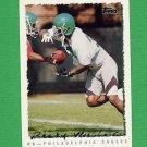 1995 Topps Football #246 Ricky Watters - Philadelphia Eagles
