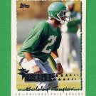 1995 Topps Football #241 Bobby Taylor RC - Philadelphia Eagles