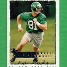 1995 Topps Football #226 Kyle Brady RC - New York Jets