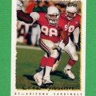1995 Topps Football #188 Eric Swann - Arizona Cardinals
