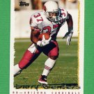 1995 Topps Football #165 Larry Centers - Arizona Cardinals