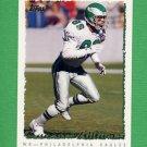 1995 Topps Football #058 Calvin Williams - Philadelphia Eagles