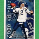 1995 Topps Football #040 Stan Humphries TYC - San Diego Chargers