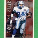 1995 Topps Football #016 Herman Moore TYC - Detroit Lions