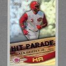 2007 Topps Baseball Hit Parade #HP02 Ken Griffey Jr. - Cincinnati Reds