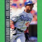 1995 Fleer Baseball Award Winners #6 Raul Mondesi - Los Angeles Dodgers