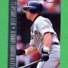 1995 Fleer Baseball Award Winners #2 Jeff Bagwell - Houston Astros