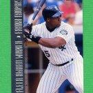 1995 Fleer Baseball Award Winners #1 Frank Thomas - Chicago White Sox