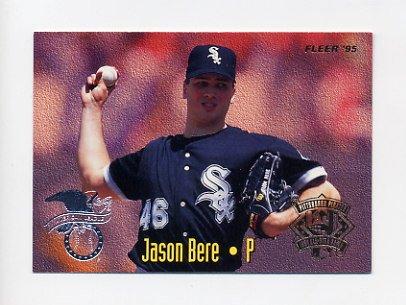 1995 Fleer Baseball All-Stars #25 Jason Bere - White Sox / Doug Jones - Phillies