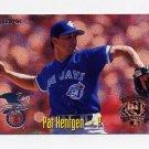 1995 Fleer Baseball All-Stars #22 Pat Hentgen - Blue Jays / Danny Jackson - Phillies