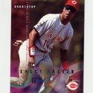 1995 Fleer Baseball #439 Barry Larkin - Cincinnati Reds
