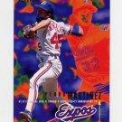 1995 Fleer Baseball #356 Pedro Martinez - Montreal Expos