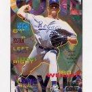 1995 Fleer Baseball #155 David Cone - Kansas City Royals