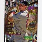 1995 Fleer Baseball #149 Jim Thome - Cleveland Indians