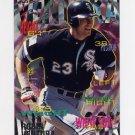 1995 Fleer Baseball #129 Robin Ventura - Chicago White Sox