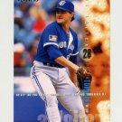 1995 Fleer Baseball #100 Al Leiter - Toronto Blue Jays