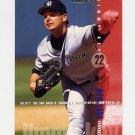 1995 Fleer Baseball #074 Jimmy Key - New York Yankees