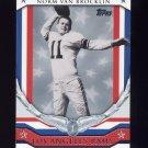2008 Topps Football Honor Roll #HRNB Norm Van Brocklin - Los Angeles Rams