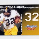 2008 Topps Football Dynasties #DYNFH2 Franco Harris - Pittsburgh Steelers