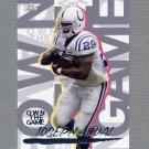 2008 Topps Football Own The Game #OTGJA Joseph Addai - Indianapolis Colts