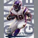 2008 Topps Football Own The Game #OTGAP2 Adrian Peterson - Minnesota Vikings