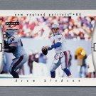 1997 Score Football #330 Drew Bledsoe CL - New England Patriots