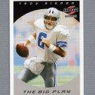 1997 Score Football #309 Troy Aikman TBP - Dallas Cowboys