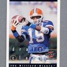 1997 Score Football #286 Ike Hilliard RC - New York Giants NM-M
