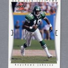 1997 Score Football #207 Keyshawn Johnson - New York Jets