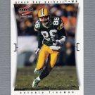 1997 Score Football #161 Antonio Freeman - Green Bay Packers