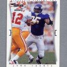 1997 Score Football #120 John Randle - Minnesota Vikings