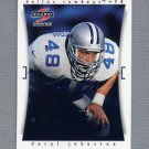 1997 Score Football #115 Daryl Johnston - Dallas Cowboys