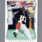 1997 Score Football #105 Carl Pickens - Cincinnati Bengals