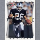 1997 Score Football #075 Napoleon Kaufman - Oakland Raiders