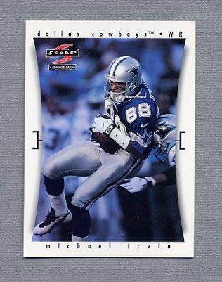 1997 Score Football #043 Michael Irvin - Dallas Cowboys
