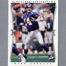 1997 Score Football #041 Brad Johnson - Minnesota Vikings