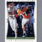 1997 Score Football #025 Ed McCaffrey - Denver Broncos