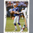 1997 Score Football #002 Drew Bledsoe - New England Patriots
