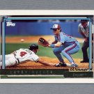 1992 Topps Baseball Gold Winners #531 Larry Walker - Montreal Expos