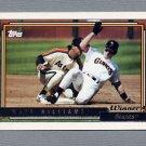 1992 Topps Baseball Gold Winners #445 Matt Williams - San Francisco Giants