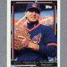 1992 Topps Baseball Gold Winners #427 Eddie Taubensee RC - Cleveland Indians