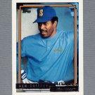 1992 Topps Baseball Gold Winners #250 Ken Griffey Sr. - Seattle Mariners