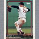 1992 Topps Baseball Gold Winners #150 Roger Clemens - Boston Red Sox
