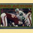 1996 Topps Football Namath Reprints #9 Joe Namath 1972 - New York Jets