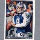 1996 Topps Football 40th Anniversary Retros #36 Troy Aikman - Dallas Cowboys