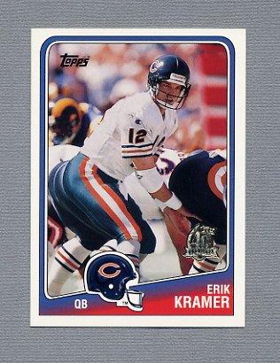 1996 Topps Football 40th Anniversary Retros #33 Erik Kramer - Chicago Bears