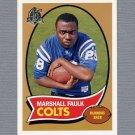 1996 Topps Football 40th Anniversary Retros #15 Marshall Faulk - Indianapolis Colts