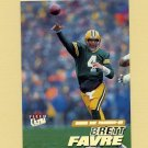 2001 Ultra Football #127 Brett Favre - Green Bay Packers