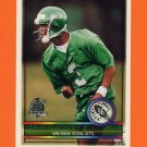 1996 Topps Football #430 Keyshawn Johnson RC - New York Jets